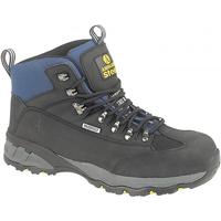Zapatos Mujer zapatos de seguridad  Amblers FS161 SAFETY Negro