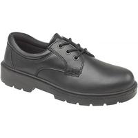 Zapatos Mujer Derbie Amblers FS41 Safety Negro