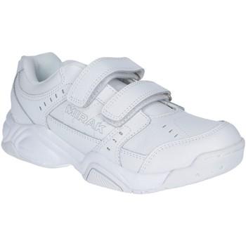 Zapatos Mujer Zapatillas bajas Mirak Contender Lace Blanco