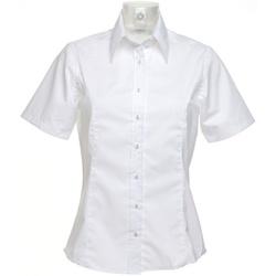 textil Mujer Camisas Kustom Kit K742F Blanco