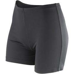 textil Mujer Shorts / Bermudas Spiro Softex Negro