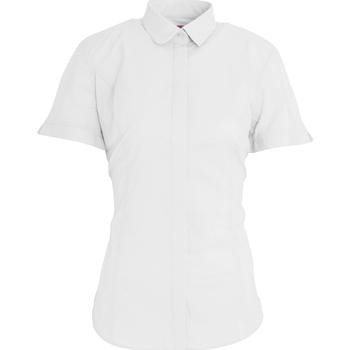 textil Mujer Camisas Brook Taverner BK133 Blanco