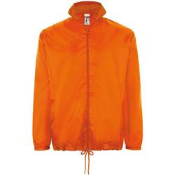 textil Cortaviento Sols 01618 Naranja