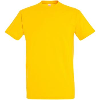 textil Hombre Camisetas manga corta Sols 11500 Oro