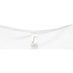 textil Hombre Camisetas sin mangas Sols 11465 Blanco