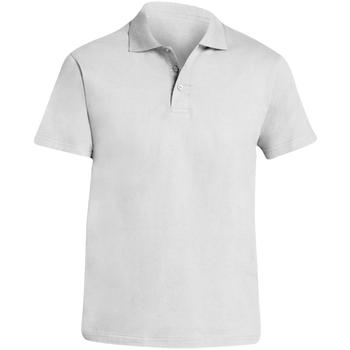 textil Hombre Polos manga corta Sols 11377 Blanco