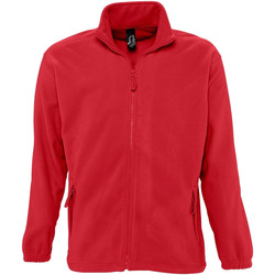 textil Hombre Polaire Sols 55000 Rojo