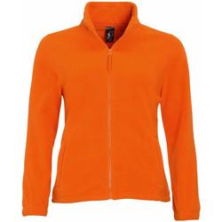textil Mujer Polaire Sols 54500 Naranja