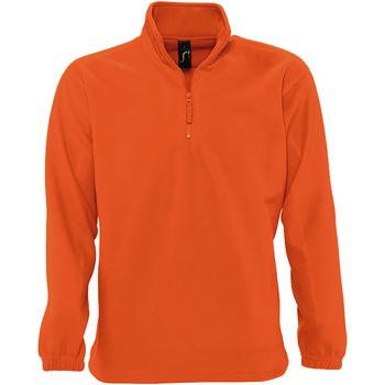 textil Hombre Polaire Sols 56000 Naranja