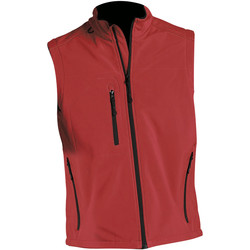 textil Hombre Chaquetas de punto Sols Rallye Rojo