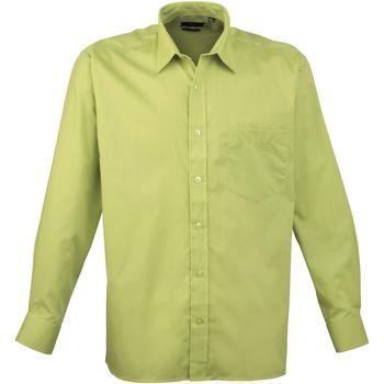 textil Hombre Camisas manga larga Premier PR200 Lima