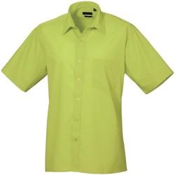 textil Hombre Camisas manga corta Premier PR202 Lima