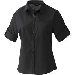 textil Mujer Camisas Premier PR306 Negro
