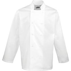 textil Hombre Chaquetas / Americana Premier PR657 Blanco