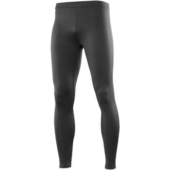 textil Hombre Pantalones de chándal Rhino RH011 Negro