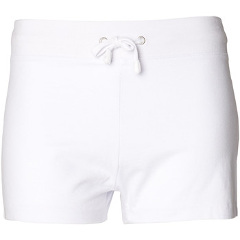 textil Mujer Shorts / Bermudas Skinni Fit SK062 Blanco