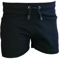 textil Niño Shorts / Bermudas Skinni Fit SM062 Negro