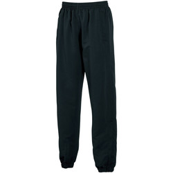 textil Pantalones de chándal Tombo Teamsport TL47B Negro