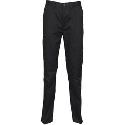 textil Hombre Pantalón de traje Henbury HB640 Negro