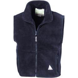 textil Polaire Result RE37J Azul marino