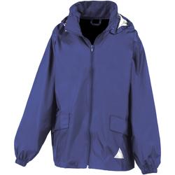 textil Cortaviento Result R92X Azul