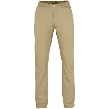 textil Hombre Pantalones chinos Asquith & Fox AQ050 Caqui
