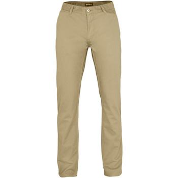 textil Hombre Pantalones chinos Asquith & Fox AQ050 Carne