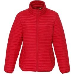 textil Mujer Plumas 2786 TS18F Rojo