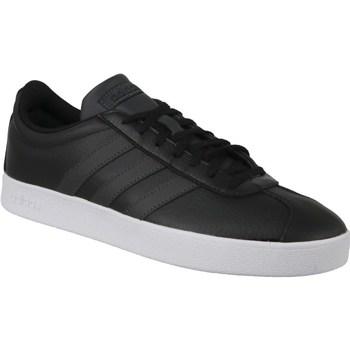 Zapatos Hombre Zapatillas bajas adidas Originals VL Court 20 Negro