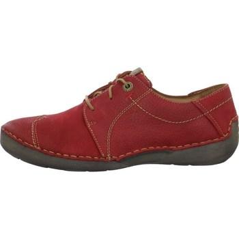 Zapatos Mujer Derbie Josef Seibel Fergey 20 Rojos