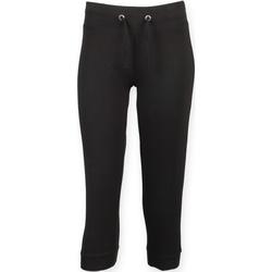 textil Mujer Pantalones de chándal Skinni Fit SK423 Negro