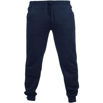 textil Hombre Pantalones de chándal Skinni Fit Cuffed Azul marino