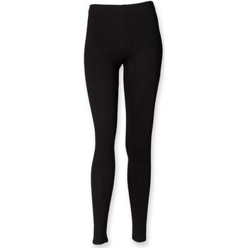 textil Niña Leggings Skinni Fit SM064 Negro