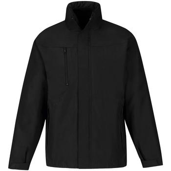 textil Hombre Parkas B And C Corporate Negro