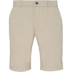 textil Hombre Shorts / Bermudas Asquith & Fox AQ051 Carne
