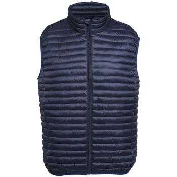 textil Hombre Plumas 2786 Fineline Azul marino