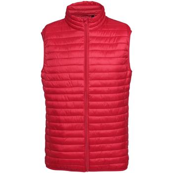 textil Hombre Plumas 2786 Fineline Rojo
