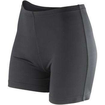 textil Mujer Shorts / Bermudas Spiro S283F Negro