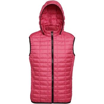 textil Hombre Plumas 2786 Honeycomb Rojo