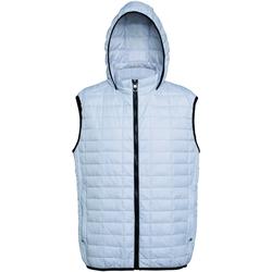 textil Hombre Plumas 2786 Honeycomb Blanco