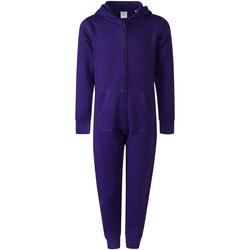textil Niños Monos / Petos Skinni Fit Minni Púrpura