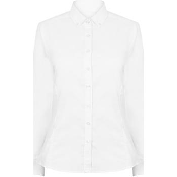 textil Mujer Camisas Henbury HB513 Blanco