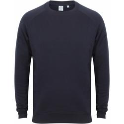 textil Sudaderas Skinni Fit SF525 Azul marino