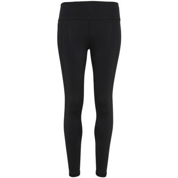 textil Mujer Leggings Tridri TR031 Negro