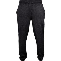 textil Hombre Pantalones de chándal Build Your Brand BY014 Negro