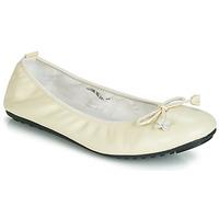 Zapatos Mujer Bailarinas-manoletinas Mac Douglas ELIANE Crudo
