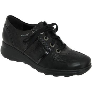 Zapatos Mujer Zapatillas bajas Mephisto Jill Cuero negro