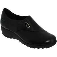 Zapatos Mujer Mocasín Mephisto Alegra Cuero negro