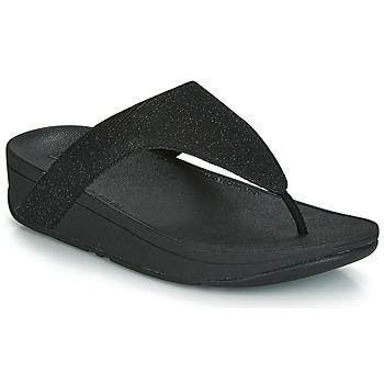 Zapatos Mujer Chanclas FitFlop LOTTIE GLITZY Negro