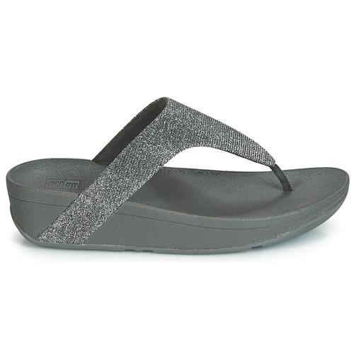 Lottie Plata Chanclas Glitzy Mujer Fitflop Zapatos H9YeWED2I